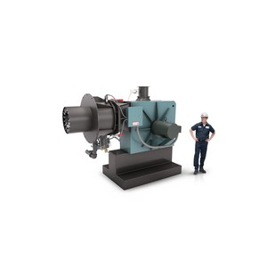 Improve Boiler Performance by Replacing the Burner
