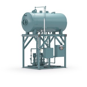Pressurized Condensate Systems: Increasing Steam System Thermal Cycle Efficiency